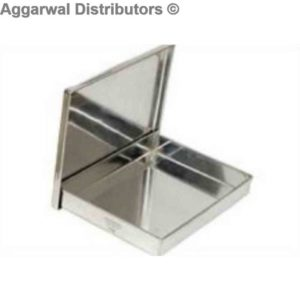 Steel Counter Tray With or Without Lid