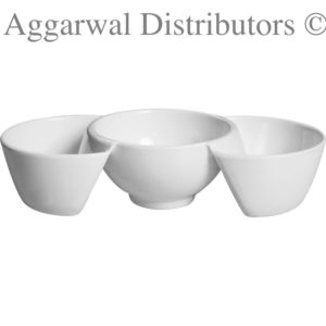 Servewell Trio Pickle Bowl