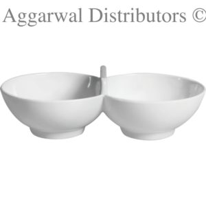 Servewell Twin Pickle Bowl