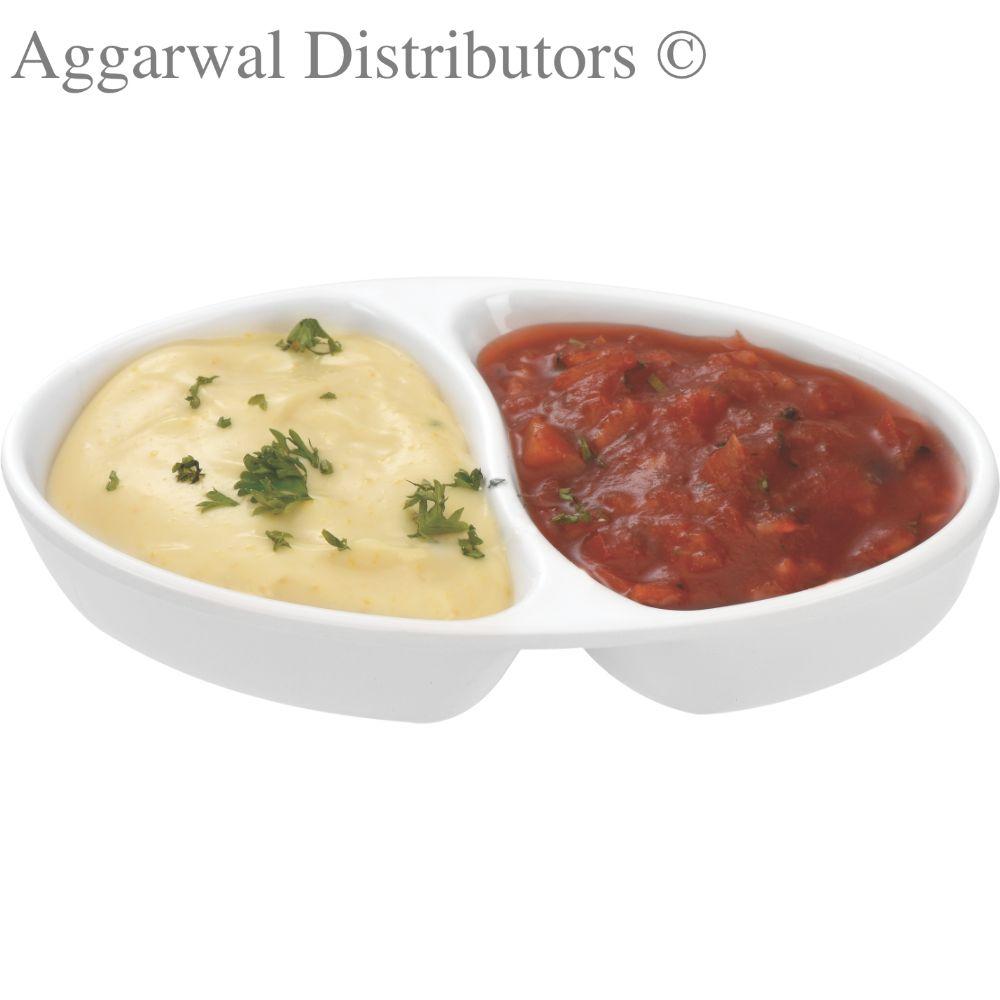 Servewell Twin Sauce-C2116