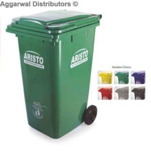 Aristo waste Bin 120 ltr
