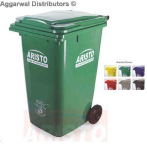 Aristo waste Bin 240 ltr