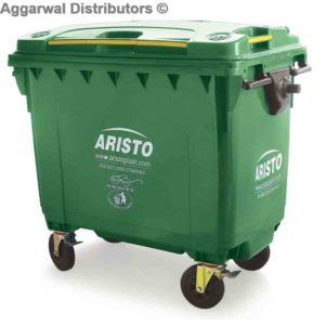 Aristo waste Bin 660 ltr