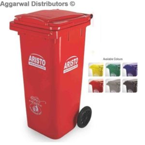 Aristo waste Bin 80 ltr