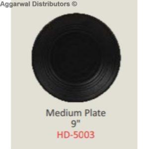 Glare Wave Matte Medium Plate 9-HD5003