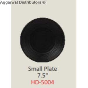 Glare Wave Matte Small Plate 7.5-HD5004