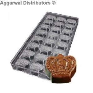Chocolate Crown Mould