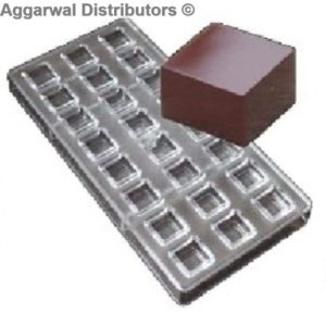 Chocolate Sq Mould