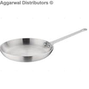 Heavy Aluminium Fry Pan Anodized