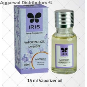 Iris Vaporizer oil-15ml