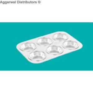 Muffin Tray Aluminium Anodies