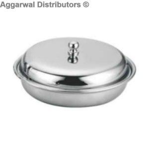 Premium Entrée Dish Round Small - 14x4 cms