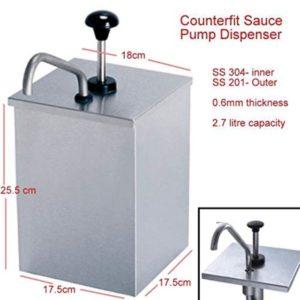 Sauce pump