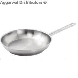 Stainless Steel Fry Pan Eco Lifetime