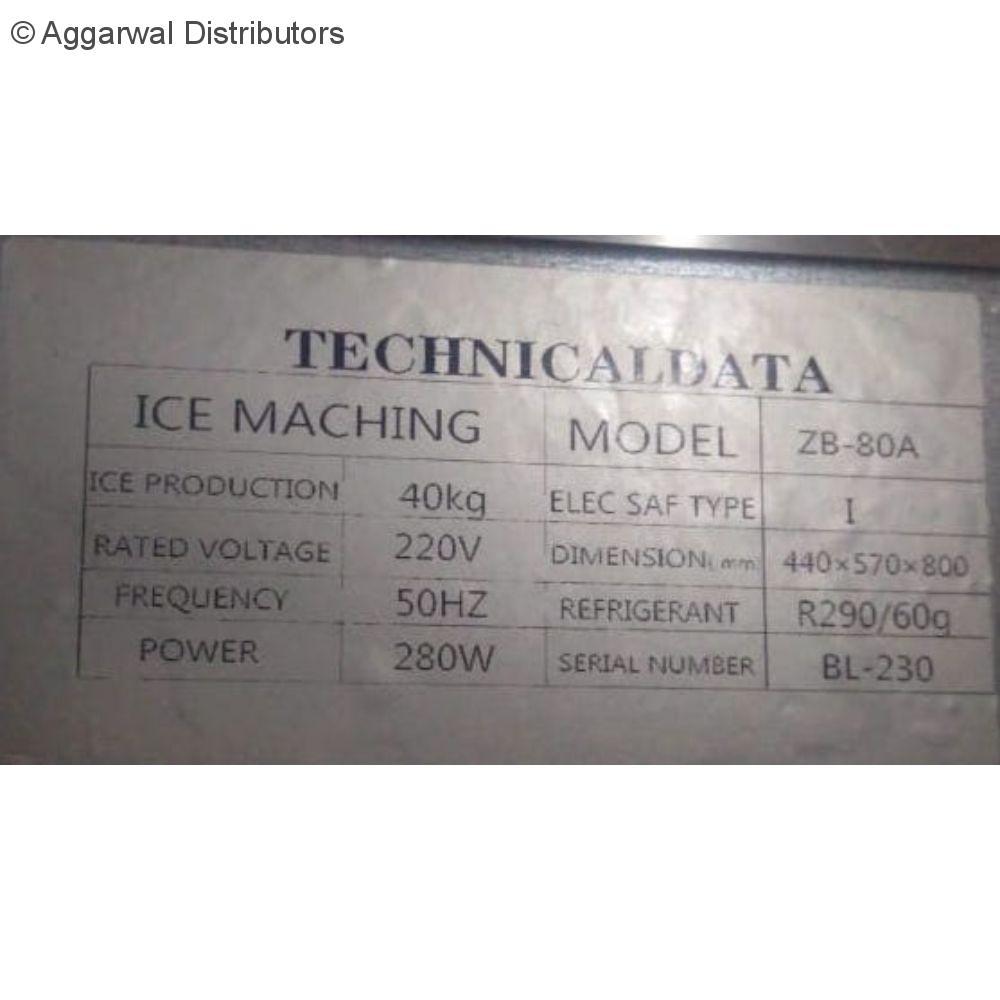 Ice Cube Machine-MQ 40 5