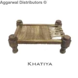 Wooden Bed Khatiya