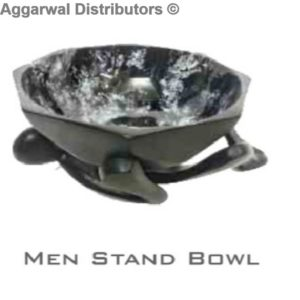 Men stand Bowl
