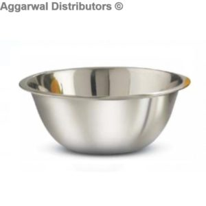 Steel Mixing Bowl Details
