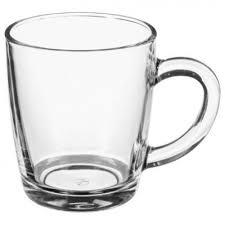 Glass Tea Coffee Mug