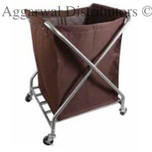 Regency Laundry Cart [X Shape]
