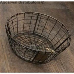 Round Net Basket