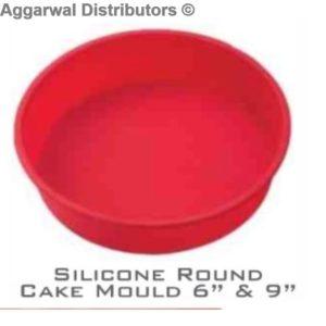 Silicon Round Cake Mould