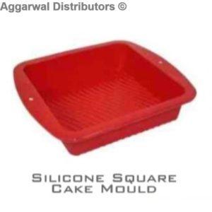 Silicon Square Cake Mould