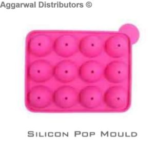 Silicone Mould Pop