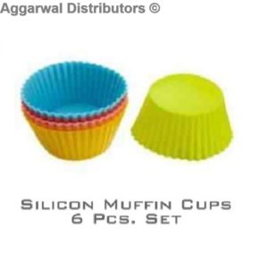 Silicon Muffins Cup