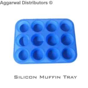 Silicon Muffin Tray