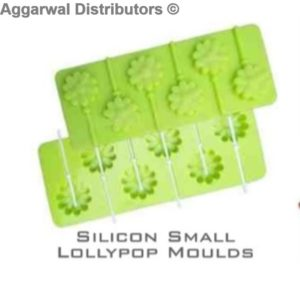 Silicon Small Lollypop Mould