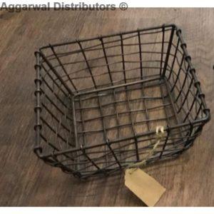 Square Net Basket