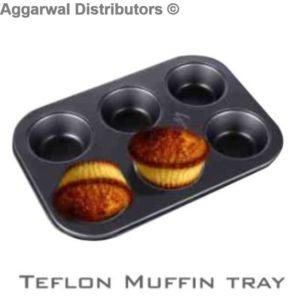 Teflon Muffin Tray