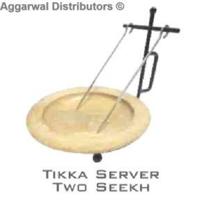 Tikka Server Two Seekh