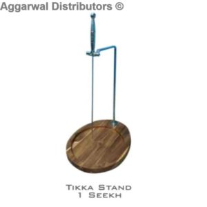 Tikka Stand 1 Seekh