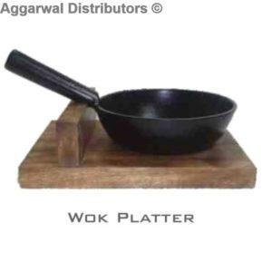 Wok Platter