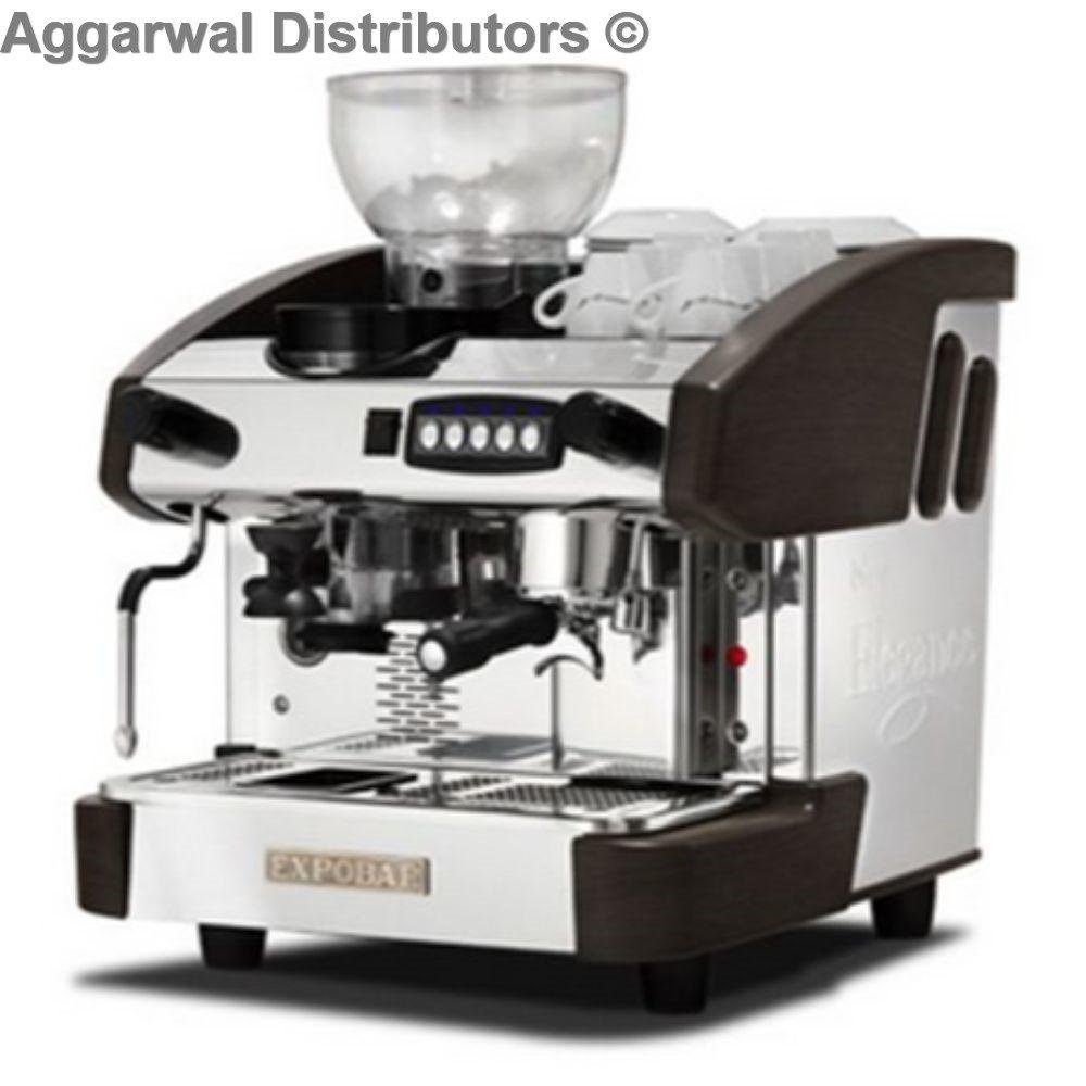 Expobar- Mini Control 1 GR 6 Ltr with inbuilt grinder -Coffee Machine