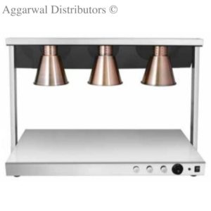 3 Head Food Warmer (Premium) SIze: 1070 × 530 × 700 mm Power: 1400w