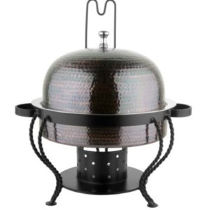 Chafing Dish Antique Single