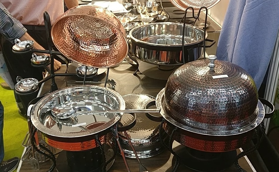 Chafing Dish Antique