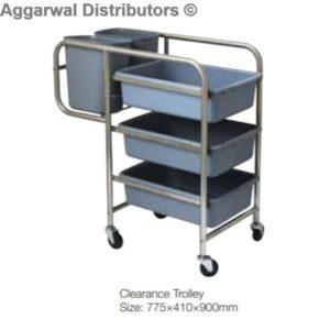 Regency Clearance Trolley-Size: 775×410×900mm
