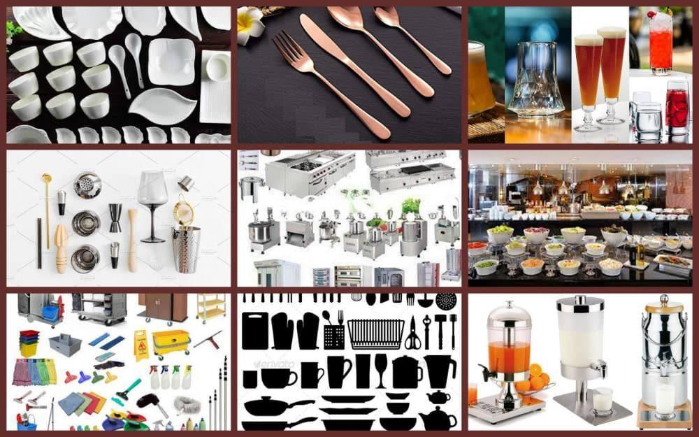 Complete range of horeca products