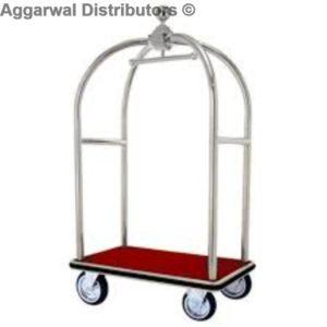 Maharaja Luggage Trolley
