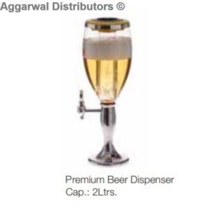 Regency Premium Beer Dispenser Cap.: 2Ltrs