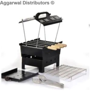 Small Barbeque with small Skewer