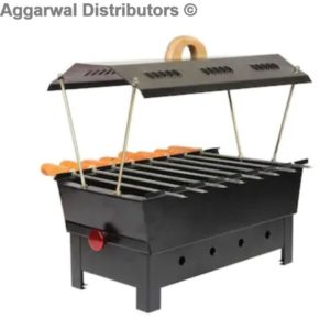 Small Barbeque with 8 Skewer