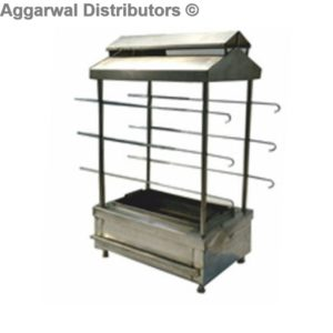 Commercial Barbeque Counter