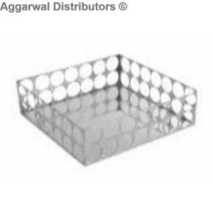 Anthem-MPT 38 Multipurpose Tray/ Display Elevation (38 x 38 x 11 cm)