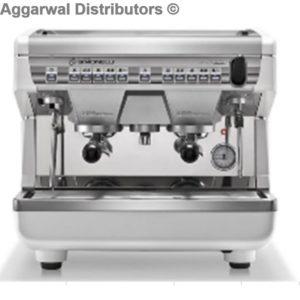 Lavazza- Nuova Simonelli Appia with grinder -Coffee Machine