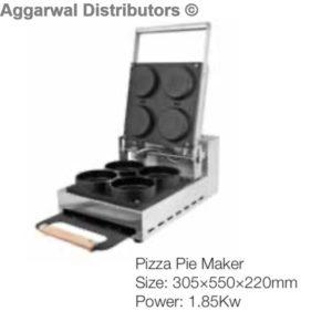 Pizza Pie Maker Size: 305×550×220mm Power: 1.85Kw